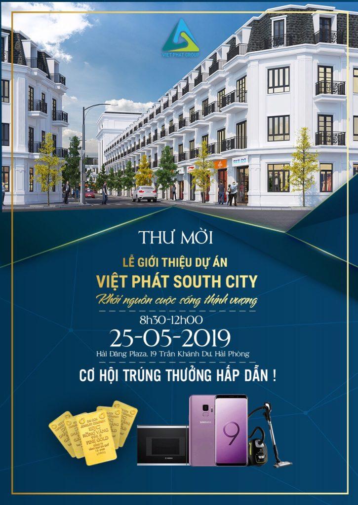 Ra mắt dự án Việt Phát south city