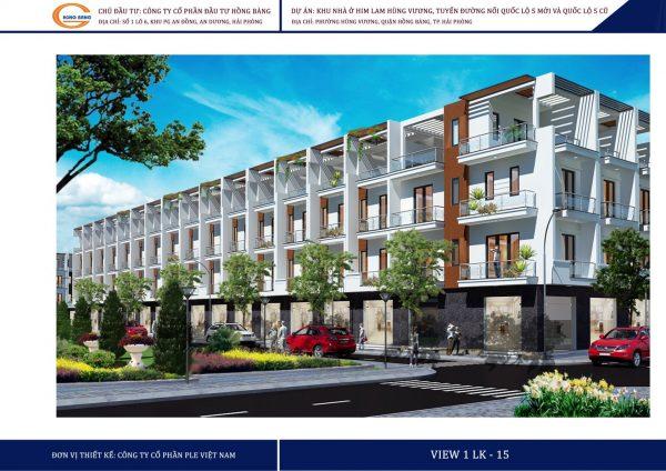 Dự án khu nhà ở Him Lam